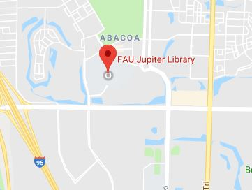 Jupiter Campus Map
